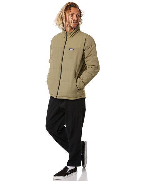 SAGE KHAKI MENS CLOTHING PATAGONIA JACKETS - 28322SKA