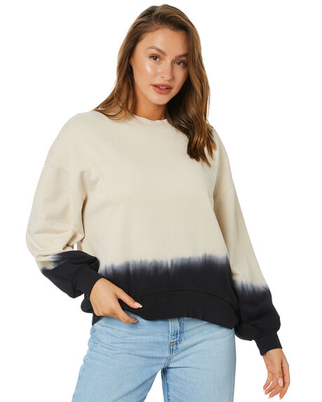 WHITE WOMENS CLOTHING LEVI'S JUMPERS - 19464-0004WHT