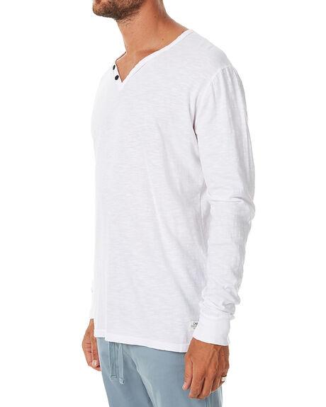 VINTAGE WHITE MENS CLOTHING KATIN TEES - KNLSFH16VWHT