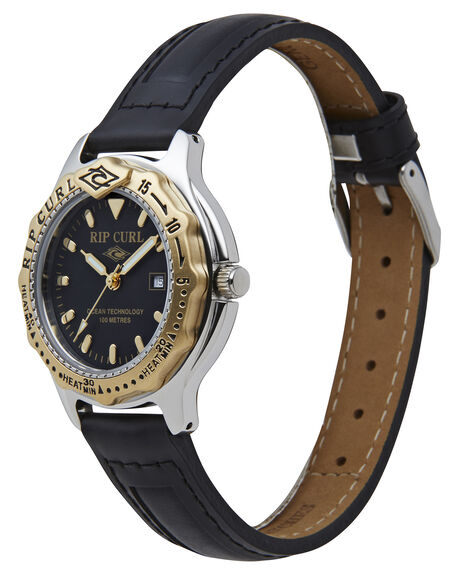 BLACK MENS ACCESSORIES RIP CURL WATCHES - A32050090