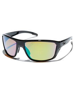 POLISHED BLACK PRIZM MENS ACCESSORIES OAKLEY SUNGLASSES - 0OO9416-0564
