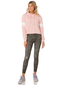 WHISPER PINK MARL WOMENS CLOTHING LORNA JANE ACTIVEWEAR - W081916WHSPK