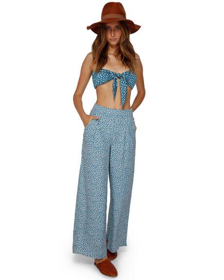 BLUE HAZE WOMENS CLOTHING BILLABONG PANTS - BB-6591405-BN4