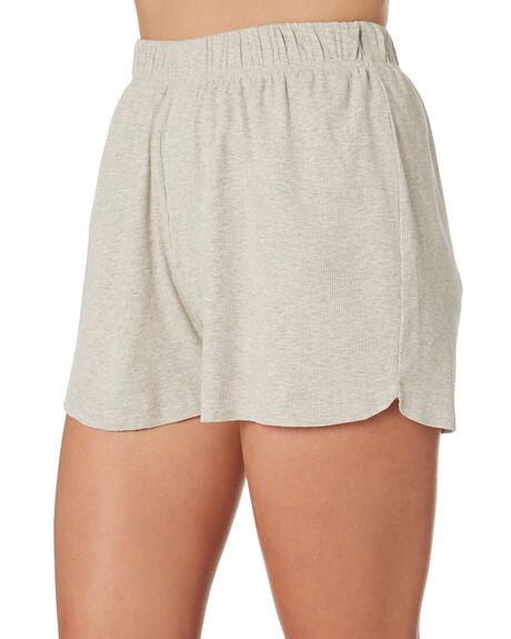 GREY MARLE WOMENS CLOTHING SWELL SHORTS - S8189232GRYMA