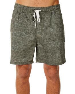 OLIVE CANVAS MENS CLOTHING HURLEY BOARDSHORTS - AJ2056395