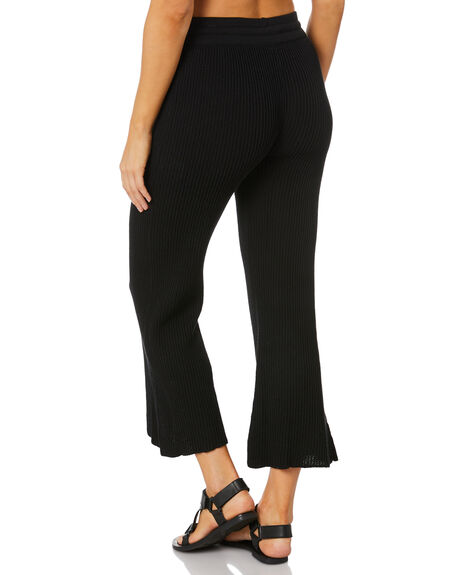 BLACK WOMENS CLOTHING RUE STIIC PANTS - SA-20-K-06-BBLK