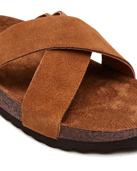 CHESTNUT WOMENS FOOTWEAR RIP CURL SLIDES - TGTC515101