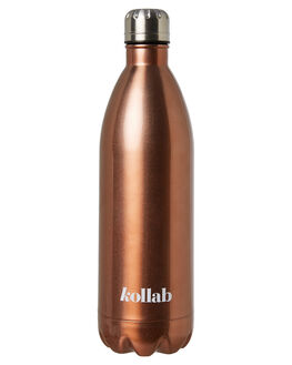 ROSE GOLD WOMENS ACCESSORIES KOLLAB DRINKWARE - SS18GLSBTLRSGLD