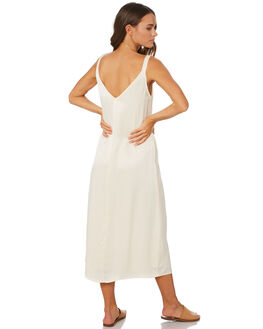 CHAMPAGNE WOMENS CLOTHING ZULU AND ZEPHYR DRESSES - ZZ2616CHAMP