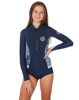 BLUE WHITE BOARDSPORTS SURF RIP CURL GIRLS - WSP8LJ1651