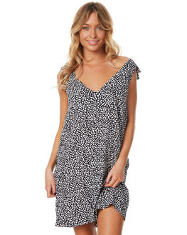 MULTI WOMENS CLOTHING MINKPINK DRESSES - MP1702459MLT