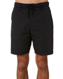 BLACK MENS CLOTHING HURLEY SHORTS - BV1550010