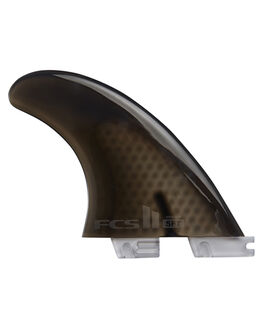BLACK BOARDSPORTS SURF FCS FINS - FSFT-SF01-MD-TS-RBLK