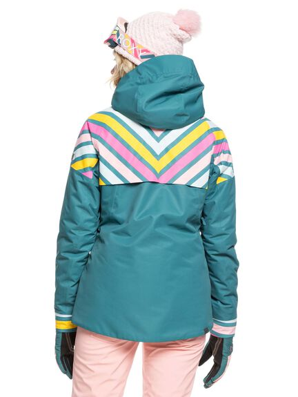 NORTH SEA POP SNOW BOARDSPORTS SNOW ROXY WOMENS - ERJTJ03219-BQB1