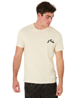 SABLE MENS CLOTHING RUSTY TEES - TTM1612SAB