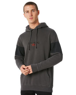 BLACK MENS CLOTHING BILLABONG JUMPERS - 9581613BLK