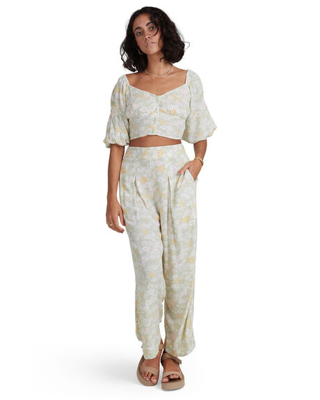 HONEY DEW WOMENS CLOTHING BILLABONG FASHION TOPS - BB-6517968-HDW