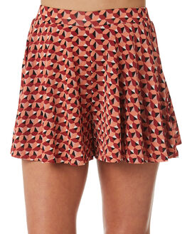 MULTI WOMENS CLOTHING TIGERLILY SHORTS - T382306MUL