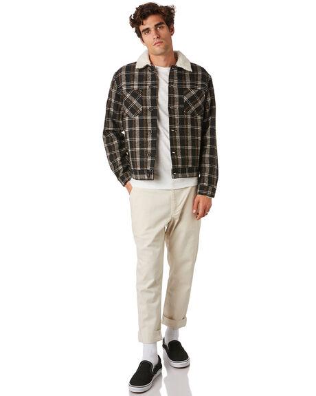 NAVY MENS CLOTHING RHYTHM JACKETS - JAN20M-JK04-NAV