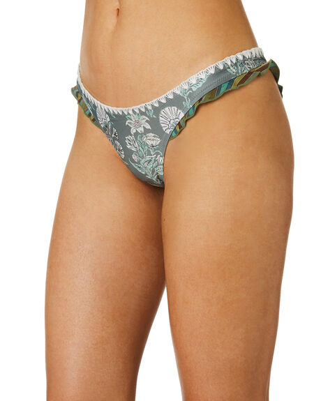 MULTI WOMENS SWIMWEAR TIGERLILY BIKINI BOTTOMS - T395561MUL