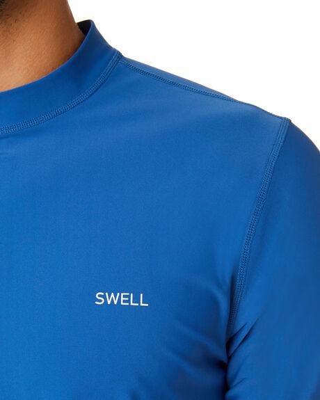 COBALT OUTLET BOARDSPORTS SWELL RASHVESTS - S5174051COBLT
