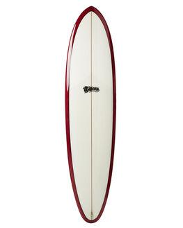 RED TINT BOARDSPORTS SURF MCTAVISH MID LENGTH - MVRINCONRED