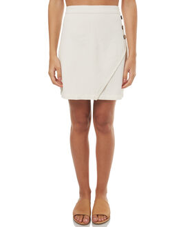 WHITE OUTLET WOMENS THE HIDDEN WAY SKIRTS - H8171473WHT