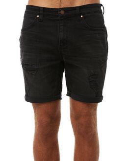 ACES DESTROY MENS CLOTHING WRANGLER SHORTS - W-901214-FG0ACES
