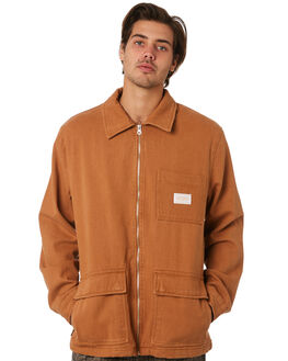 BRICK MENS CLOTHING STUSSY JACKETS - ST096506BRICK