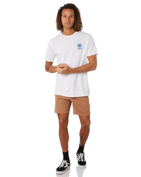 TOBACCO MENS CLOTHING SWELL SHORTS - S5173250TOB