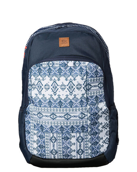 WHITE WOMENS ACCESSORIES RIP CURL BAGS + BACKPACKS - LBPGB11000