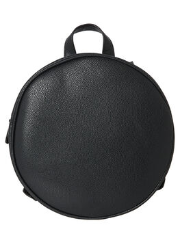 BLACK WOMENS ACCESSORIES THERAPY BAGS + BACKPACKS - SOLE-B0004BLK