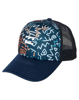 NAVY KIDS BOYS BILLABONG HEADWEAR - 7695303BNAV