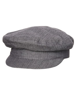 MIDDLE GREY KIDS BOYS BRIXTON HEADWEAR - 00890MDGRY