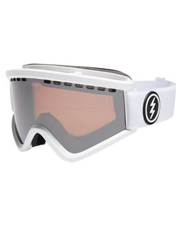 GLOSS WHT BROSE SIL BOARDSPORTS SNOW ELECTRIC GOGGLES - EG1317102-BRSR