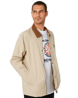 OYSTER MENS CLOTHING MISFIT JACKETS - MT005505OYSTR