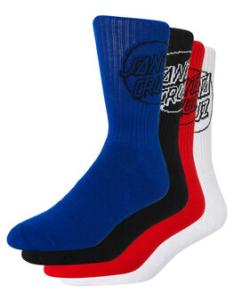 ASSORTED MENS CLOTHING SANTA CRUZ SOCKS + UNDERWEAR - SC-MZD8067ASST