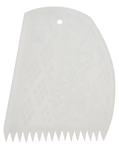 CLEAR BOARDSPORTS SURF STICKY BUMPS WAX - SBCKCCLR