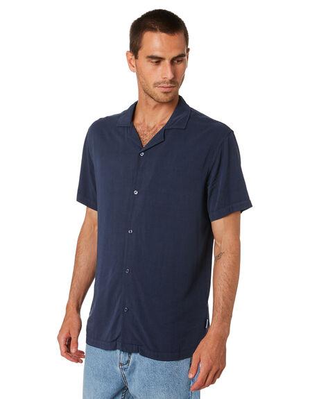NAVY MENS CLOTHING INSIGHT SHIRTS - 5000005138NVY