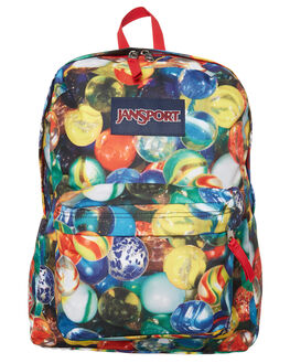 LOST MARBLES WOMENS ACCESSORIES JANSPORT BAGS - JST501LOST