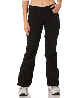 BLACK CAVIAR BOARDSPORTS SNOW BILLABONG WOMENS - L6PF03SBLKCA
