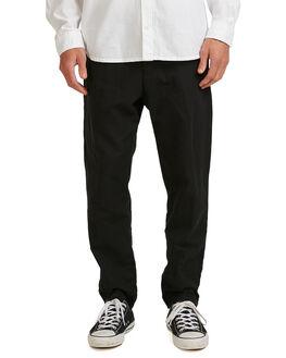 BLACK MENS CLOTHING QUIKSILVER PANTS - EQYNP03187-KVJ0