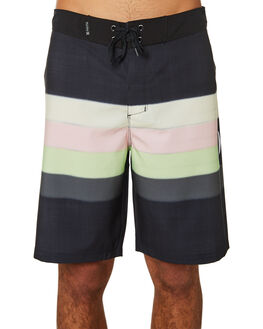 BLACK MENS CLOTHING HURLEY BOARDSHORTS - AR0002010