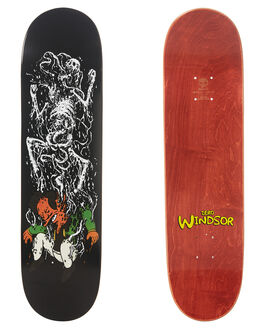 MULTI BOARDSPORTS SKATE ZERO DECKS - 10122MULTI