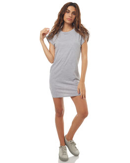 GREY MARLE WOMENS CLOTHING SILENT THEORY DRESSES - 6061014GRM