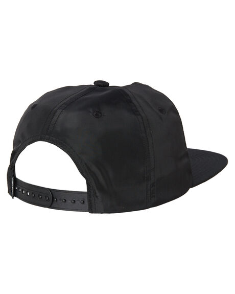 BLACK KIDS BOYS SANTA CRUZ HEADWEAR - SC-YCA9173BLK