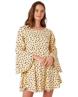 PRINT WOMENS CLOTHING ZULU AND ZEPHYR DRESSES - ZZ2882PRINT
