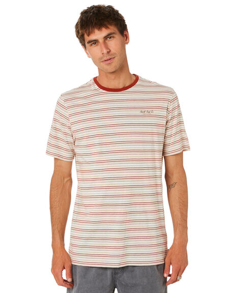 SAND MENS CLOTHING SWELL TEES - S5211006SAND
