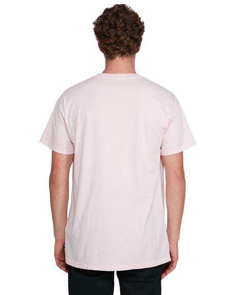 LIGHT PINK MENS CLOTHING BILLABONG TEES - BB-9572051-L29