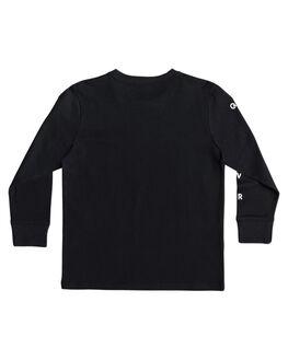 BLACK KIDS BOYS QUIKSILVER TOPS - EQKZT03300-KVJ0